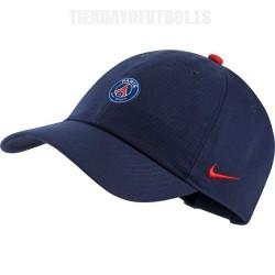 Gorra azul Paris Saint-Germain Jr. Nike