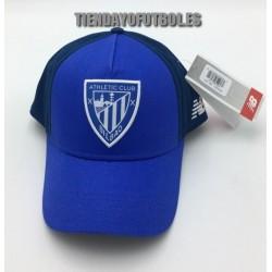 Gorra Oficial Athlétic Club de Bilbao 2019/20 azul New Balance