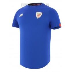Camiseta oficial entrenamiento AZUL 2019/20 Athletic club de Bilbao New Balance