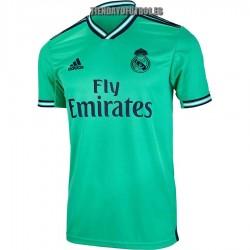 Camiseta oficial 3ª equipación Real Madrid CF VERDE 2019/20 Adidas .