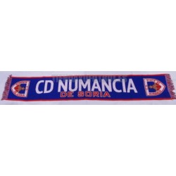 Bufanda CD Numancia de Soria azul