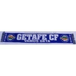 "Bufanda FC Getafe ""vamos geta"""