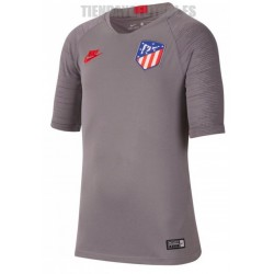 Camiseta oficial Entrenamiento Jr.Atlético de Madrid gris 2019/20 Nike