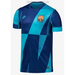 Camiseta oficial FC Barcelona prepartido 2019/20 Nike