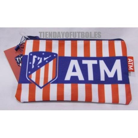 Estuche portatodo oficial Atlético de Madrid