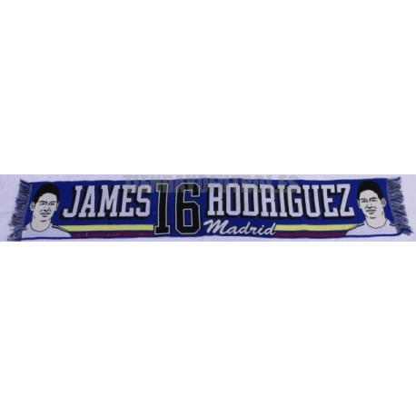 Bufanda James Rodriguez