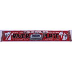 """Bufanda River """" Campeones copa Libertadores"""""""