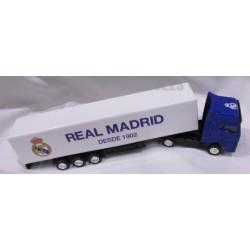 Rèplica Oficial del camión del Real Madrid