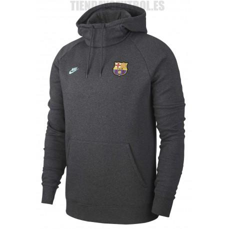 Sudadera oficial FC Barcelona algodon 2019/20 Nike
