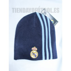 Gorro Lana Azul oficial Real Madrid CF Adidas
