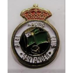 Pin -Pins Escudo del Racing de Santander