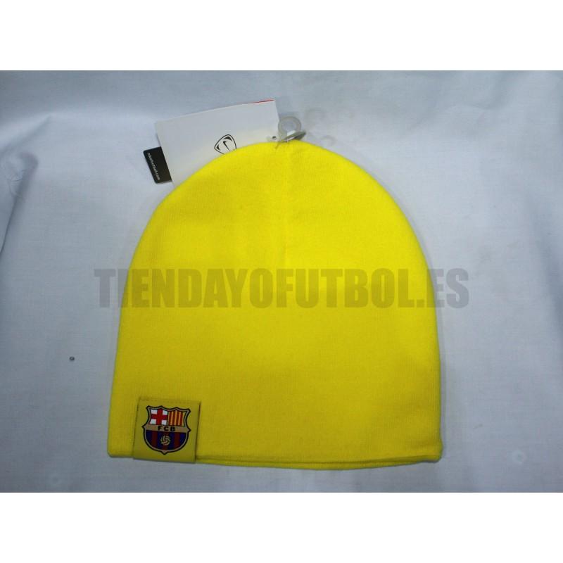 88559a9451805 Gorro Lana FC Barcelona. Loading zoom