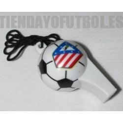 Silbato balón oficial Atlético de Madrid CF