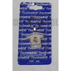 Llavero plateado oficial Real Madrid CF Camiseta