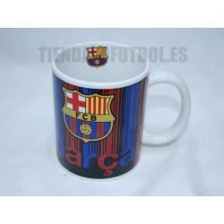 Taza cerámica oficial FC Barcelona