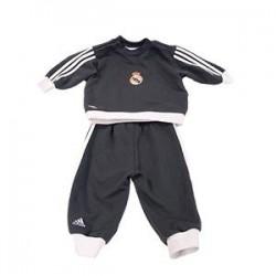 Chándal bebé gris oficial Real Madrid 8162aafcc7e7b