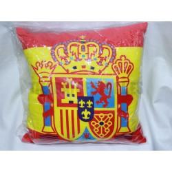 Cojín de España Amarillo y Rojo