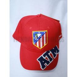 Gorra oficial Atlético de Madrid letras