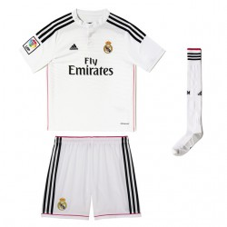 Kit Juniior 1ª 2014/15 Real Madrid CF
