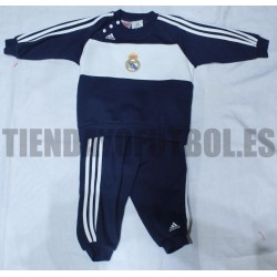 Chandal bebe real madrid