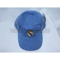 Gorra Vaquera Real Madrid