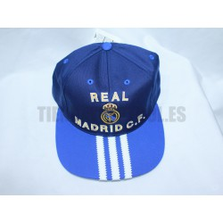 Gorra LETRAS real madrid