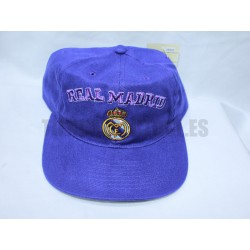 Gorra Morada Real Madrid CF