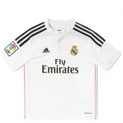 Camiseta 1ª Jr. 2014/15 Real Madrid CF