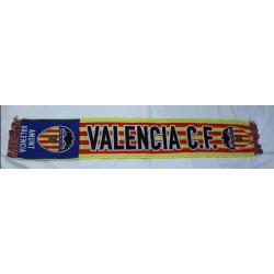 Bufanda del Valencia CF Club de Campeones