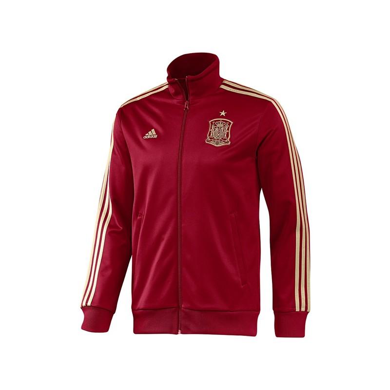 59f16be78fc Sudadera España   Adidas sudadera Selección   Chaqueta adidas España