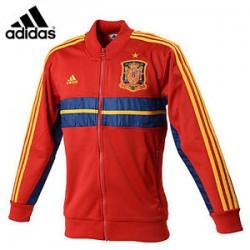 Fef Adidas Roja Sudadera Española Federación vwR1Xq