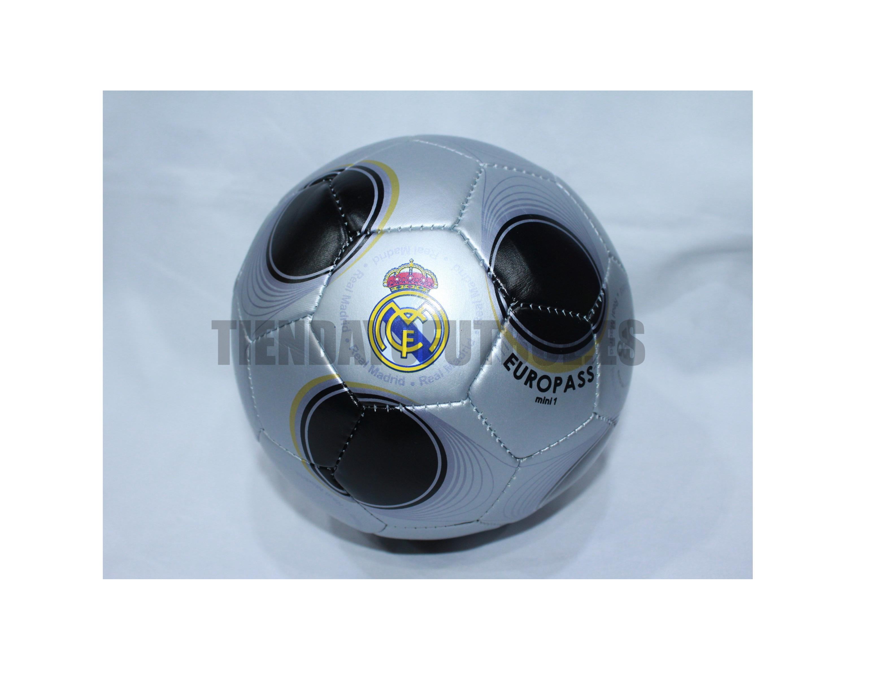 Baloncito Real Madrid gris  2bc922aa1ac0e
