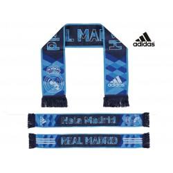 Bufanda Doble oficial Real Madrid Azul