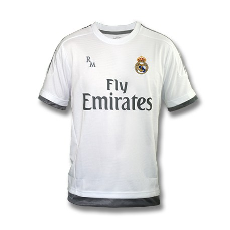 Camiseta 1ª 2015/16 Real Madrid CF