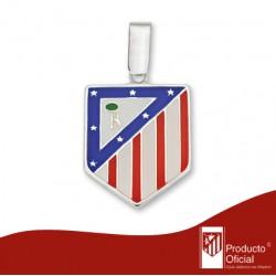 Colgante plata  Atlético de Madrid