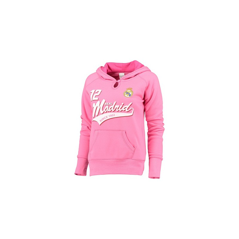 Sudadera Real Madrid rosa. Loading zoom 1b977eab651bb