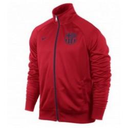 Sudadera Roja FC Barcelona Nike