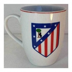 Taza Cerámica oficial Atlético de Madrid