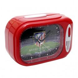 Reloj despertador himno Atletico de Madrid