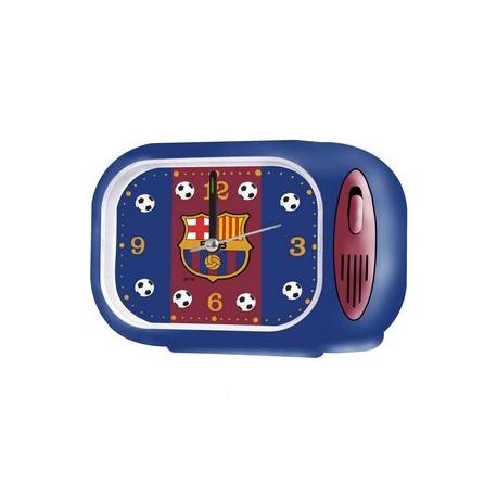 Reloj Despertador Himno F.C.Barceloa