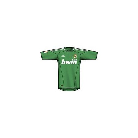 Camiseta verde portero Real Madrid CF