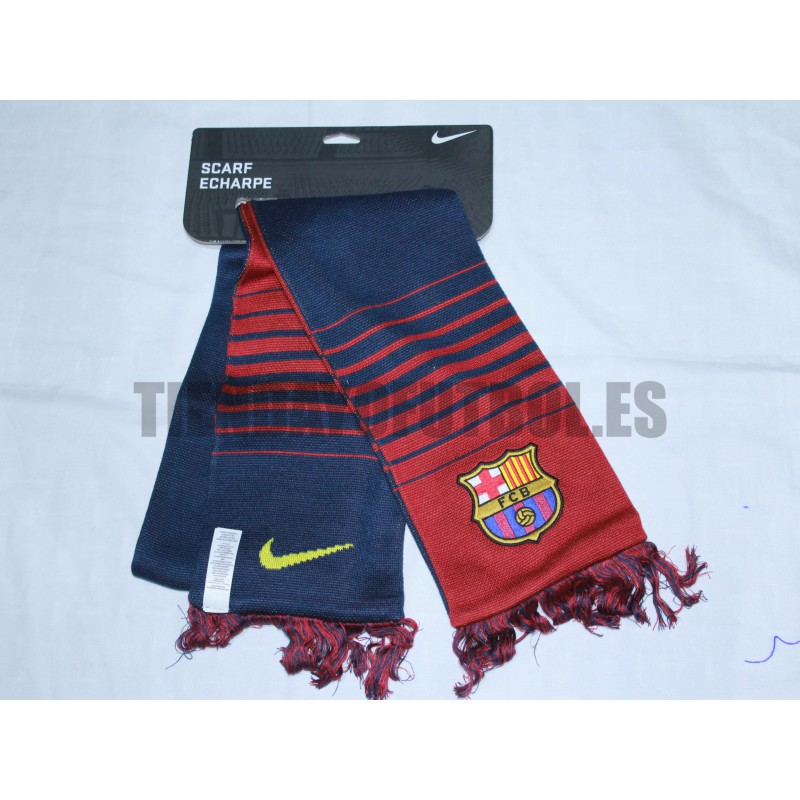 Bufanda doble rayitas F.C.Barcelona Nike. Loading zoom ef9195b501f