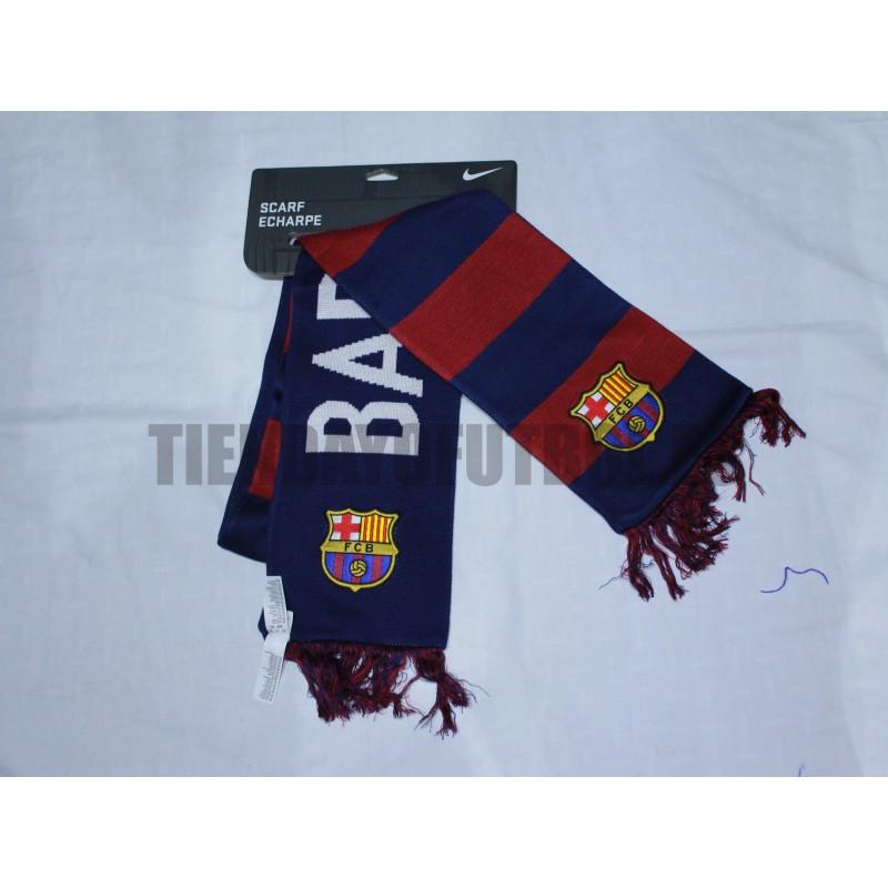 Bufanda doble F.C.Barcelona Nike. Loading zoom c08800dbaf9