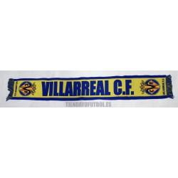 Bufanda  Villarreal CF