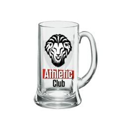 Jarra cerveza pequeña oficial Athletic Club de Bilbao León