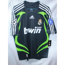 Camiseta champión gris Real Madrid CF