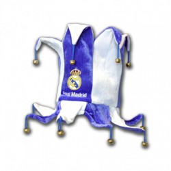 gorro loco Real Madrid