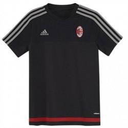Camiseta Entrenamiento Jr. oficial Milan 2015/16 Adidas