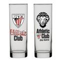 Vaso tubo oficial Athletic Club de Bilbao UNIDAD