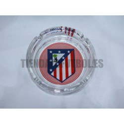 Cenicero Club oficial Atlético de Madrid pequeño